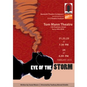 Poster Eye of the Storm